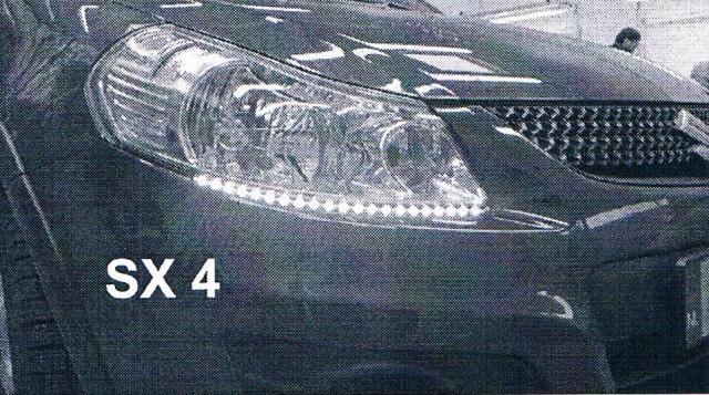 pour Suzuki SX4 Swift Alto Liane Grand Vitara jimny S-Cross Spacia Splash Kizashi Wagon R IGNIS pour Support de bo/îte de Lunettes de Voiture
